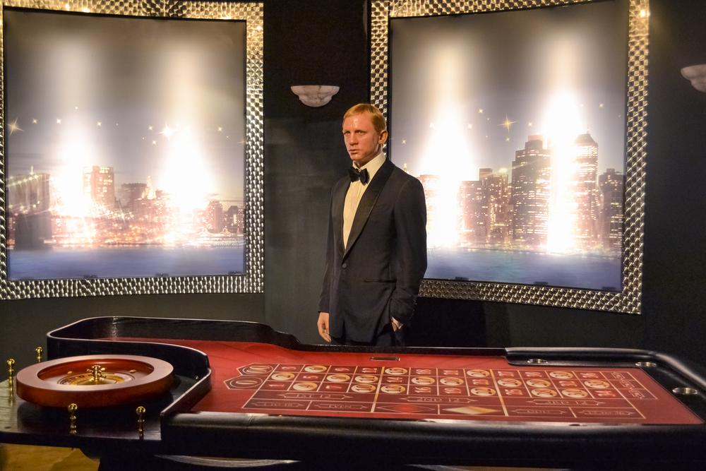 Eva Greens svarta klänning i Casino Royale