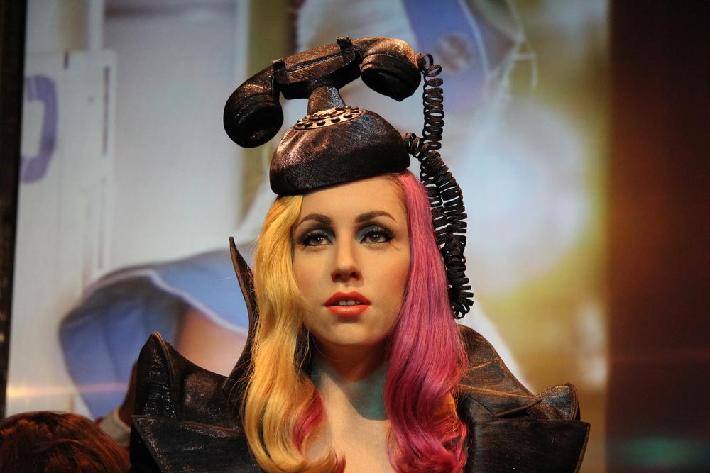 Lady Gagas köttklänning